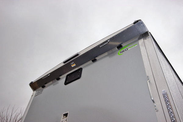 2020 NEO Trailers NCBS 22+4ft. Aluminum w/5,200lb. Axles Enc