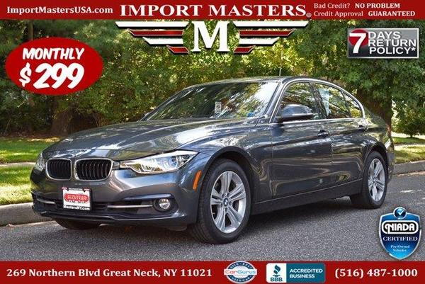 2018 BMW 3 Series  for Sale $27,495