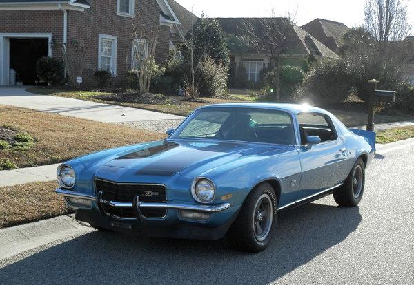 1973 Chevrolet Camaro  for Sale $28,000