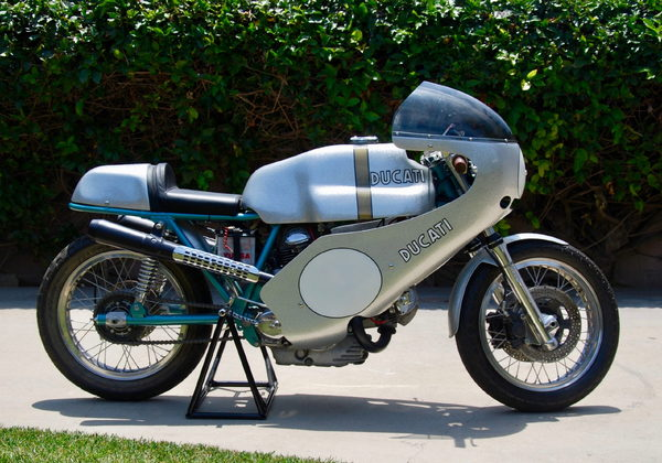 1973 Ducati 750 Desmo Imola Tribute  for Sale $22,000