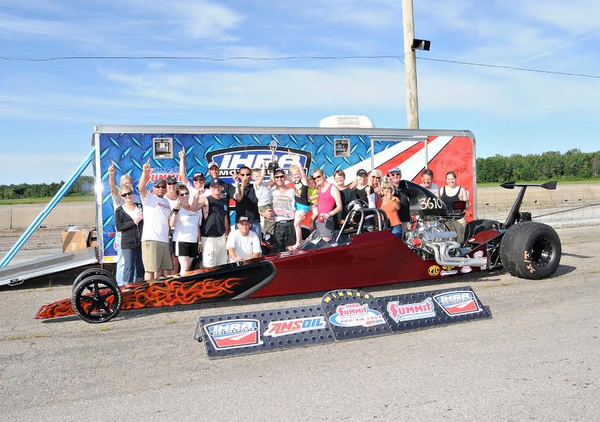 2014 Mcilvain Racecars 247 inch top dragster  for Sale $24,900