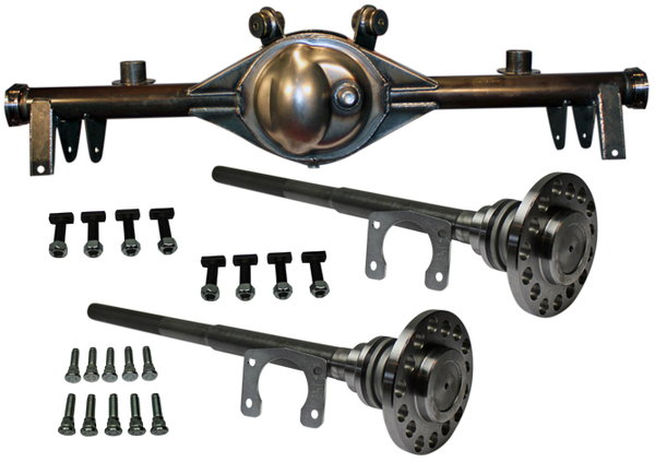 """GM A Body 9"""" Inch Ford Rear End Kit with Axles  for Sale $923"""