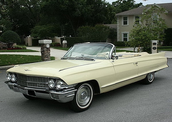 1962 Cadillac Series 62  for Sale $17,499