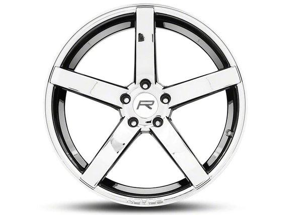 Rovos Durban Black Chrome Wheel - 20x8.5  for Sale $365