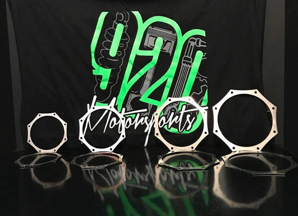 Stainless Exhaust Trim Rings  for Sale $30