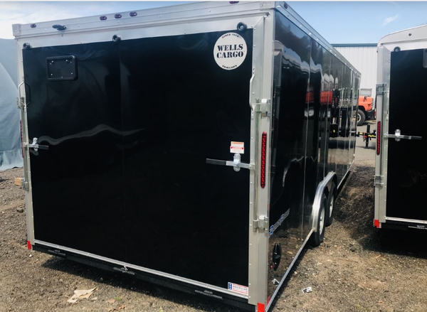 2019 Wells Cargo Road Force V-Front Auto RFV8524T3  for Sale $9,999