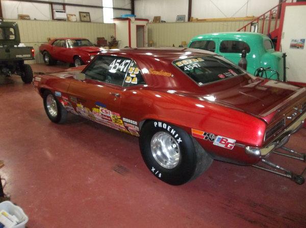 Camaro 1969 SS/DA  for Sale $40,000