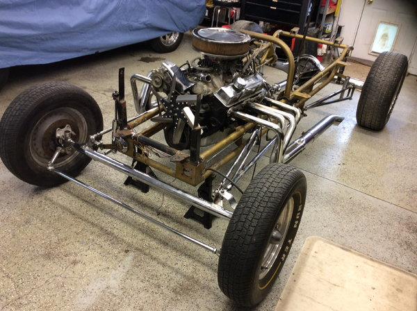1923 T Roadster chassis   for Sale $3,500