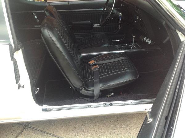 1969 Pontiac Firebird  for Sale $22,900