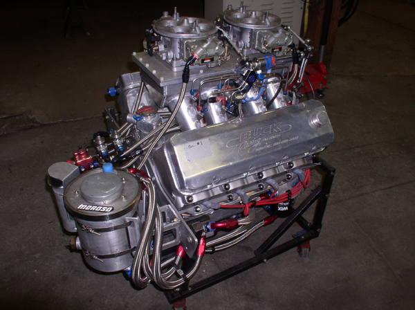 638 cu.in.all alumium   for Sale $24,000