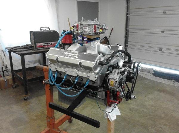 434 SBC - 12 5 Deg  - 840HP / 660TQ for sale in RIVERSIDE, CA, Price:  $20,000