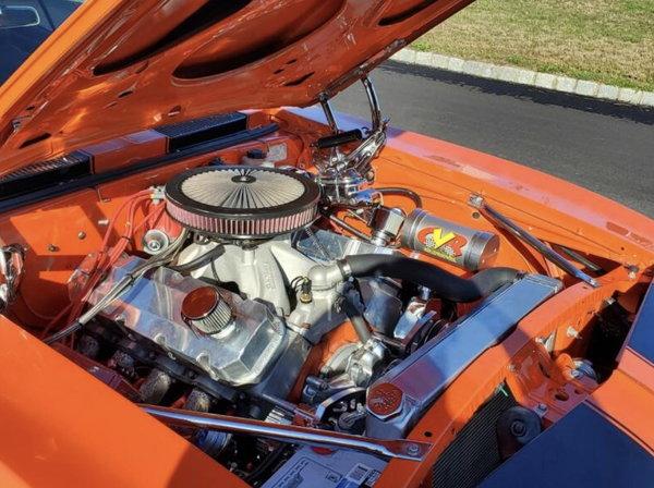 1969 Chevrolet Camaro  for Sale $67,500