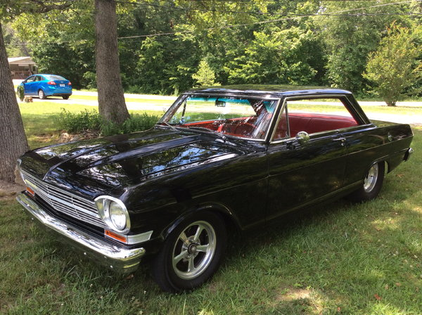 1962 Chevrolet Chevy II  for Sale $34,000