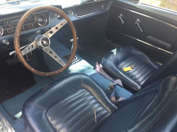 1965 FORD MUSTANG  for Sale $15,000