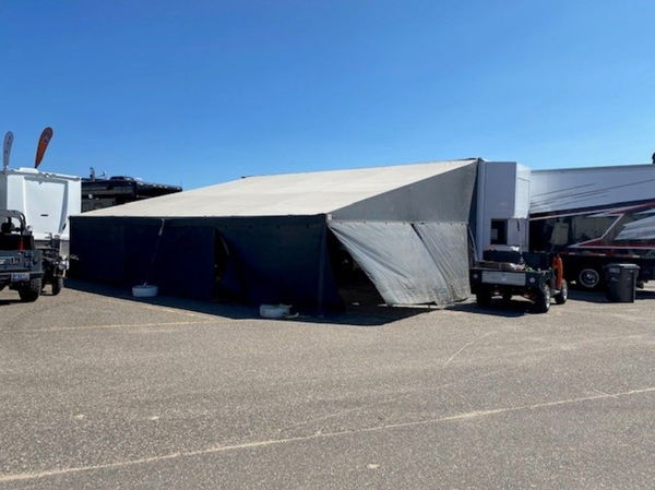2020 Competition Trailers 36' Lift-Gate Competion Stacker