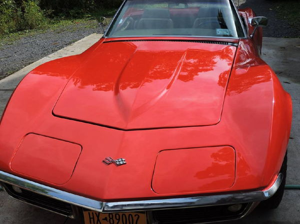 1969 CHEVROLET CORVETTE  for Sale $24,949