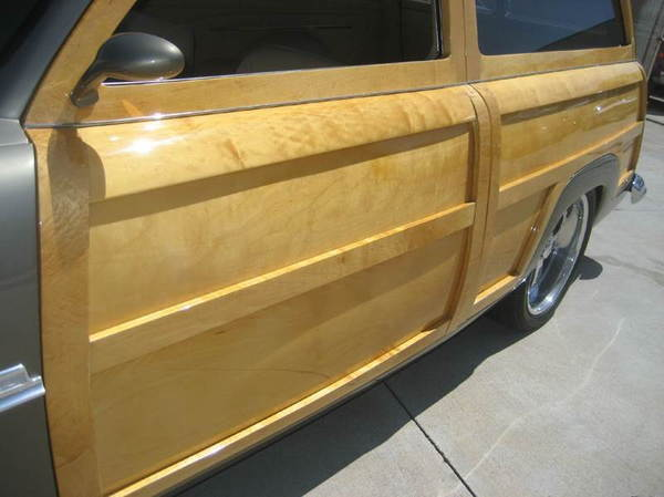 1951 Ford Woody  for Sale $0