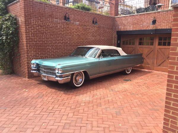 1963 CADILLAC ELDORADO  for Sale $59,999