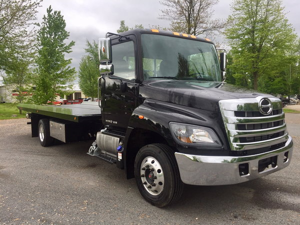 New 2020 Hino 258LP w/Side Puller  for Sale $101,900