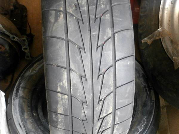 NOS Nitto 555R drag radials   for Sale $275