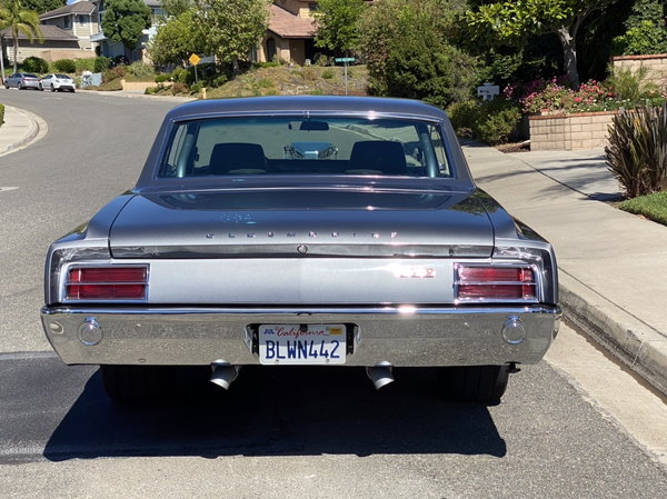 1965 Oldsmobile 442  for Sale $51,000