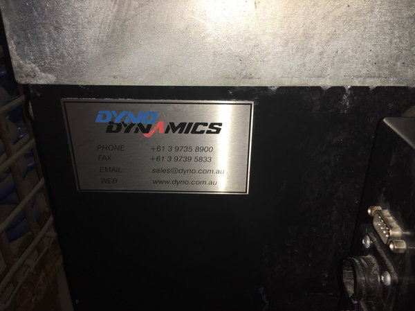 DYNO DYNAMICS  for Sale $45,000