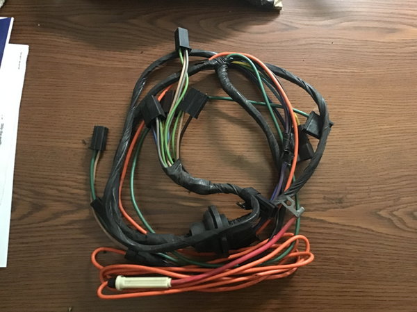 new ac wiring harness for sale in park forest, il, price $100 Wiring Harness 93A050059