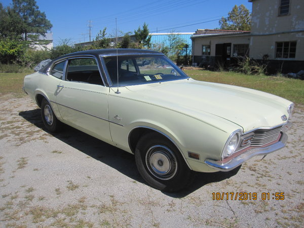1972 Mercury Comet  for Sale $5,500