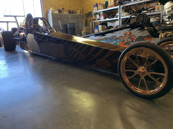 2018 POWER CHASSIS DRAGSTER  for Sale $119,900