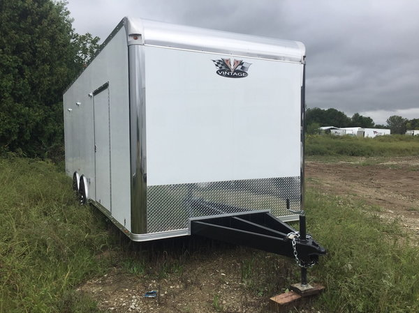 2019 Outlaw Spread Axle 24' Price-$15,950  for Sale $15,950