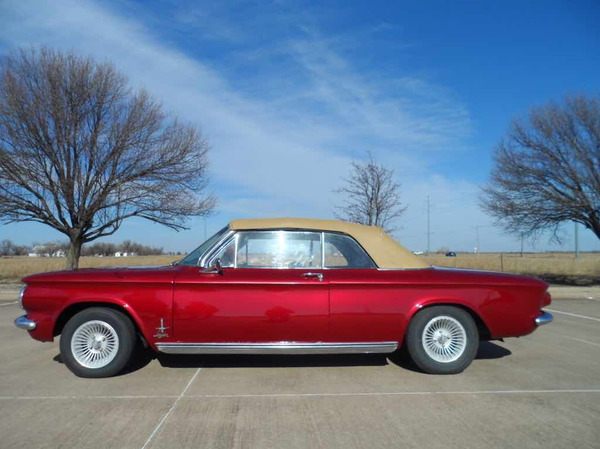 1963 Chevrolet Corvair  for Sale $9,800