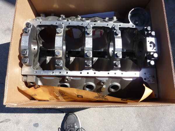 New Dart Chevy Engine Block 4.600  for Sale $2,775