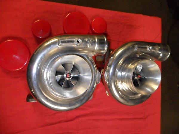 NEW Turbonetics T66 Ball Bearing Turbos  for Sale $2,200