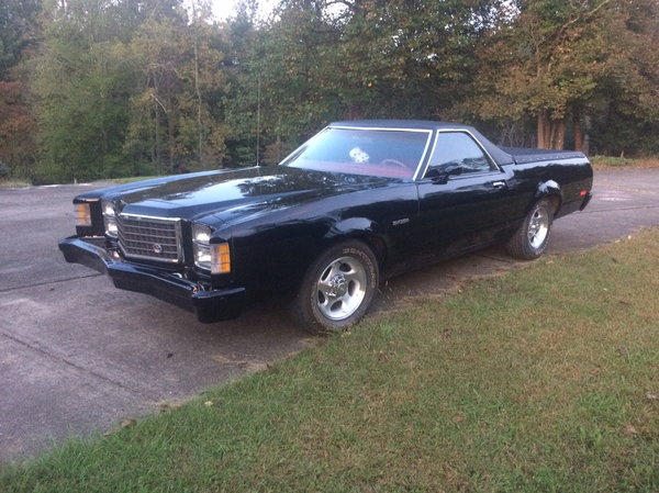 1979 Ford Ranchero  for Sale $15,000