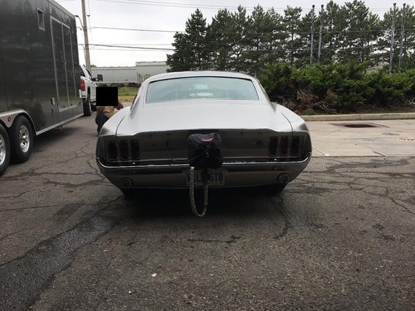 1968 Mustang GT - Drag Car Rolling - VIN'd real C code  for Sale $35,000