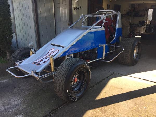 XXX sprint car  for Sale $12,500