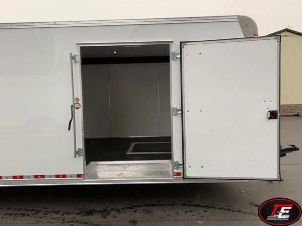 32' United Spread Axle Stage I Race Car Trailer  for Sale $18,795