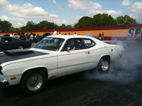 1970 Plymouth Duster  for Sale $10,000