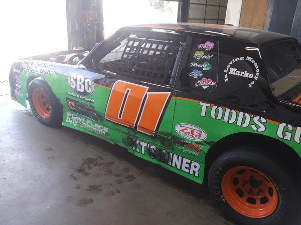 Factory Stock/ Thunder Car/ Enduro Car