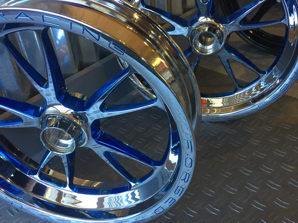 CHROME PLATING AND POLISHING