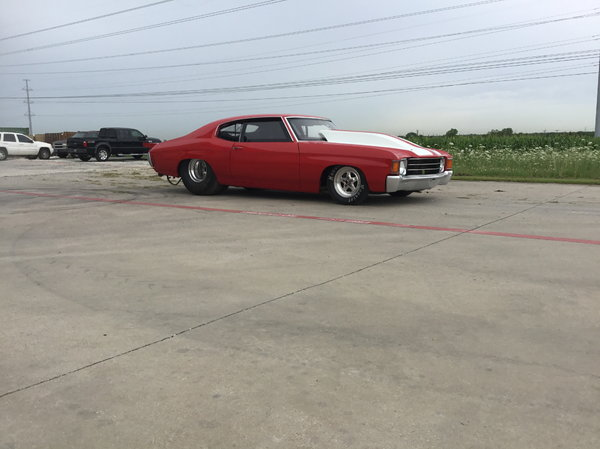 72 Chevelle  for Sale $35,000