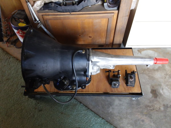 "727 Torqueflite w/10"" Converter  for Sale $2,000"