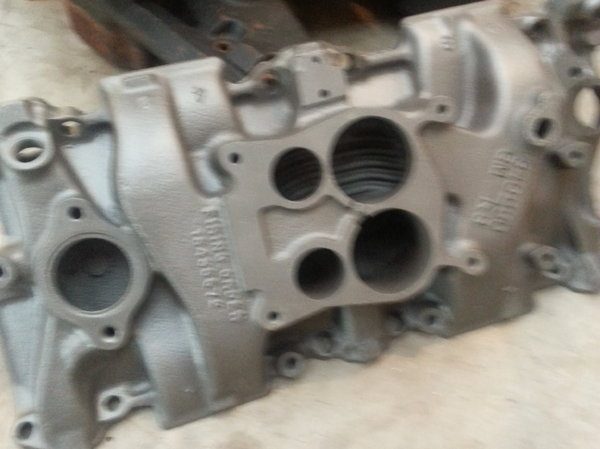 Marine 350 Chevy rebuilt engine  for Sale $3,500
