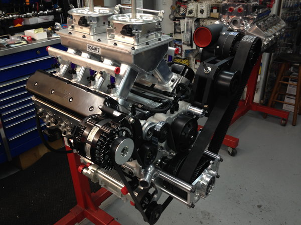Procharged LSX 476  for Sale $75,000