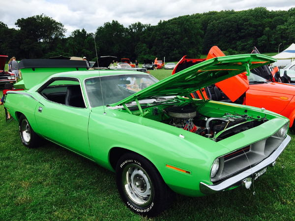 1970 Plymouth Barracuda  for Sale $59,000