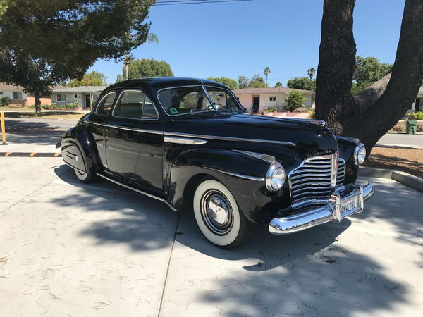 1941 Buick Super 8 Coupe  for Sale $32,500