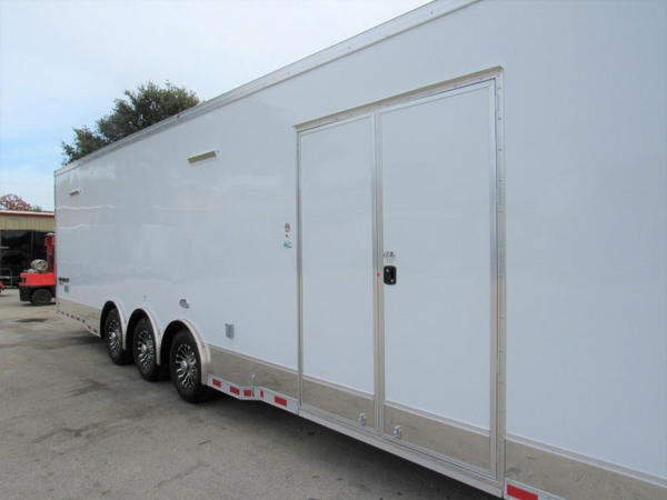 2021 Cargo Mate 32ft Eliminator Series Car / Racing Trailer  for Sale $21,999