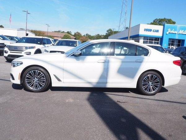 2020 BMW 5 Series  for Sale $45,499