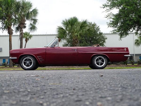 1963 Pontiac Tempest Convertible  for Sale $25,995
