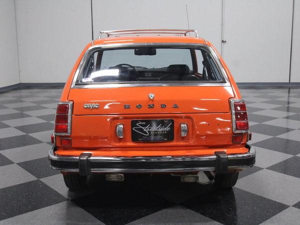 1976 Honda Civic CVCC  for Sale $16,995